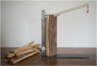 The Beaver Lever Kindling Cutter
